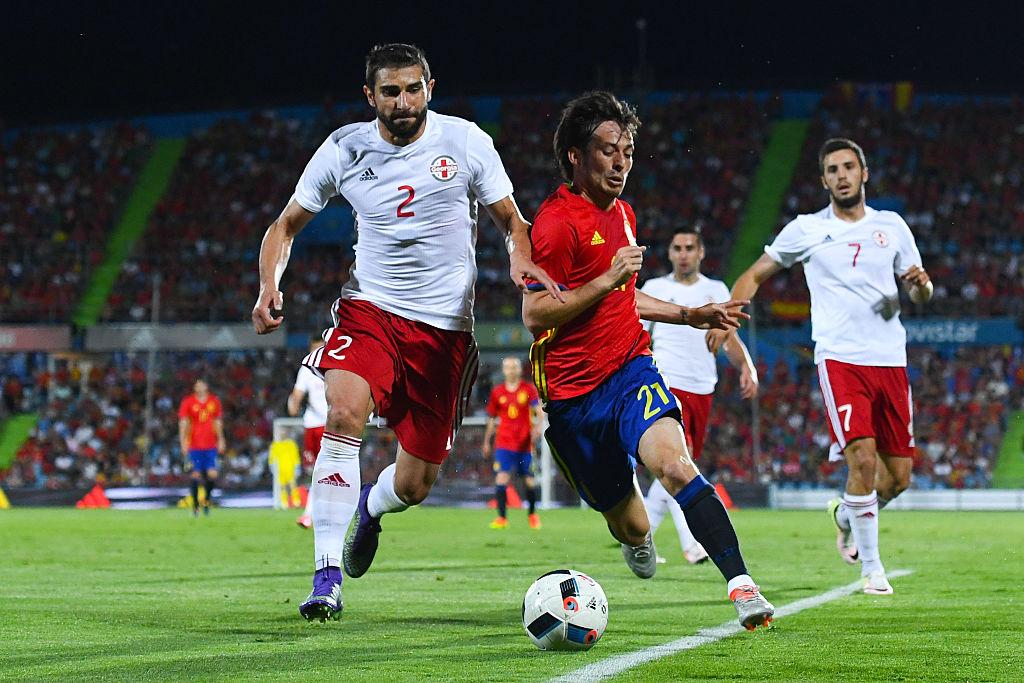 Турнирная таблица футбол грузия