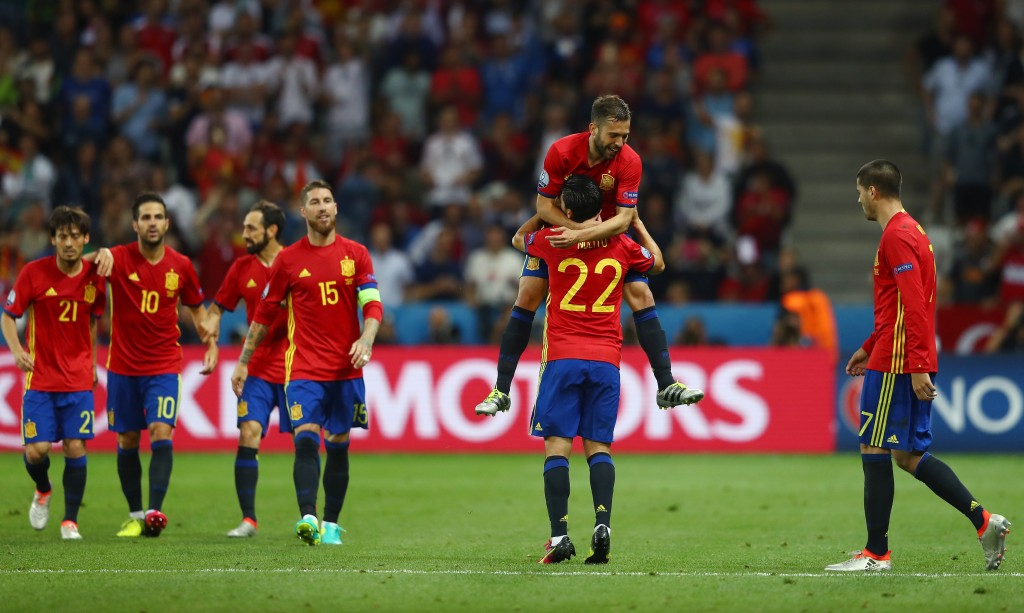 Чм испании 2016