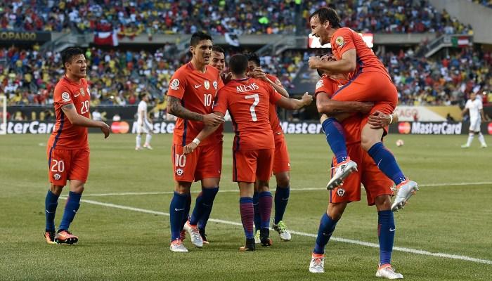 Чили иАргентина встретятся вфинале Кубка Америки