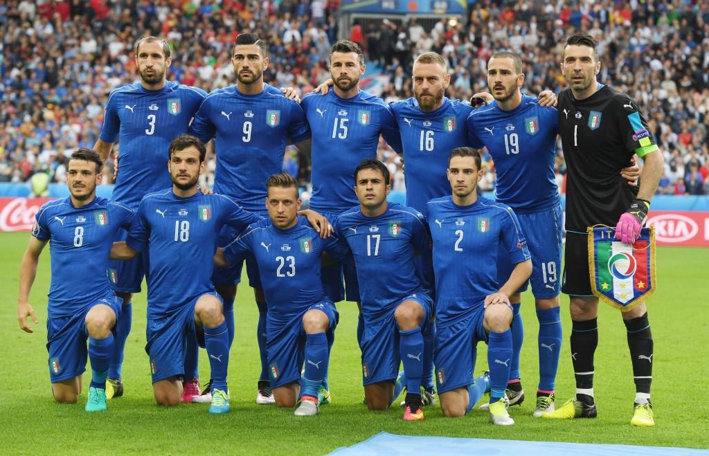 Футбол результаты италия