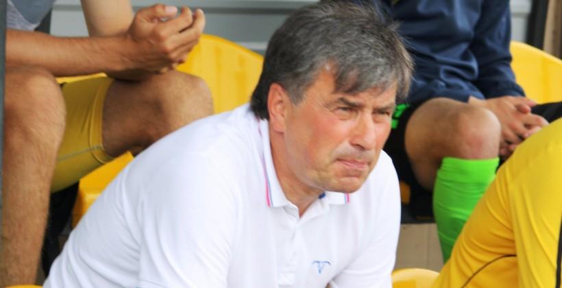 Федорчук — лучший тренер 15-го тура Второй лиги