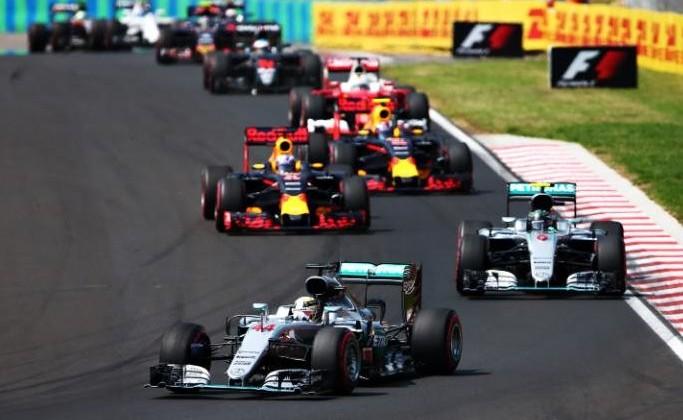 Хэмилтон выиграл Гран-при Венгрии Формулы-1