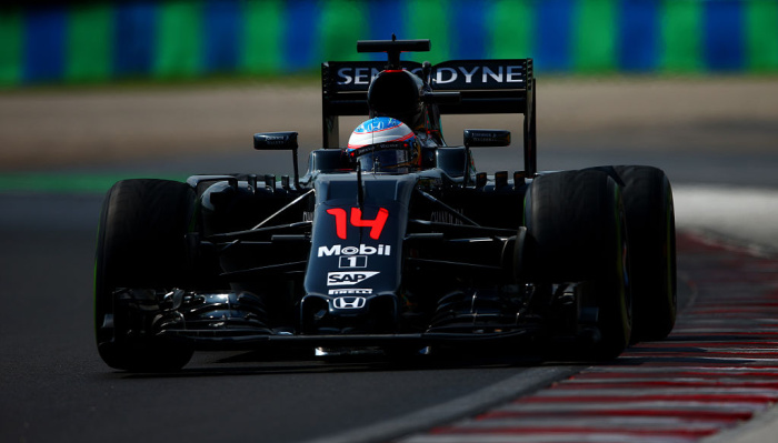 Семерка — счастливый номер Алонсо на Гран-при Венгрии