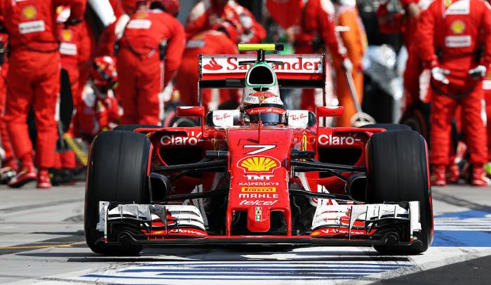 Райкконен признан лучшим пилотом Гран-при Венгрии