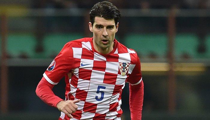Защитник сборной Хорватии Чорлука приступил к пробежкам