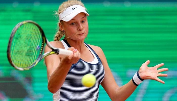 Анастасия Потапова сыграет вфинале юниорского Wimbledon