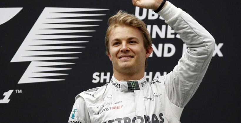 Германский  пилот Нико Росберг подписал новый договор  скомандой «Формулы-1» «Мерседес»