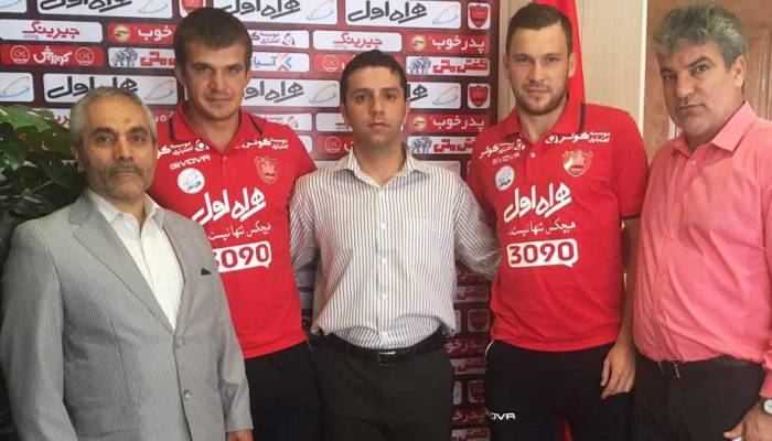 Тренер Персеполиса Сретен Чук: в Иране Приемова называют «Путин»