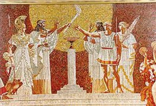 Скачать музыку афины