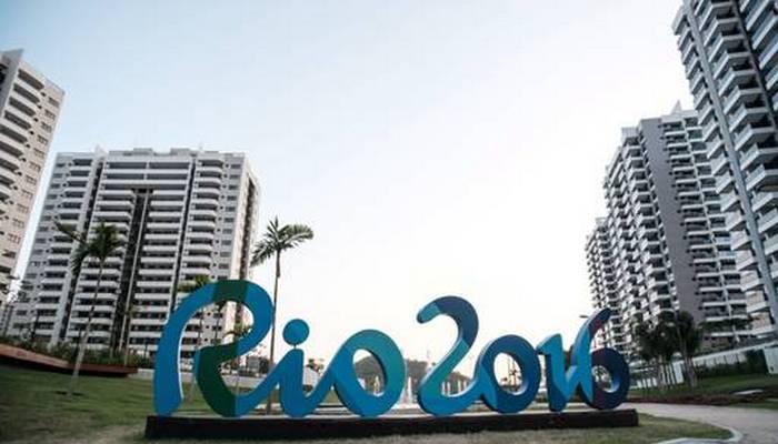 Пожар вспыхнул в помещении Олимпийской деревни вРио