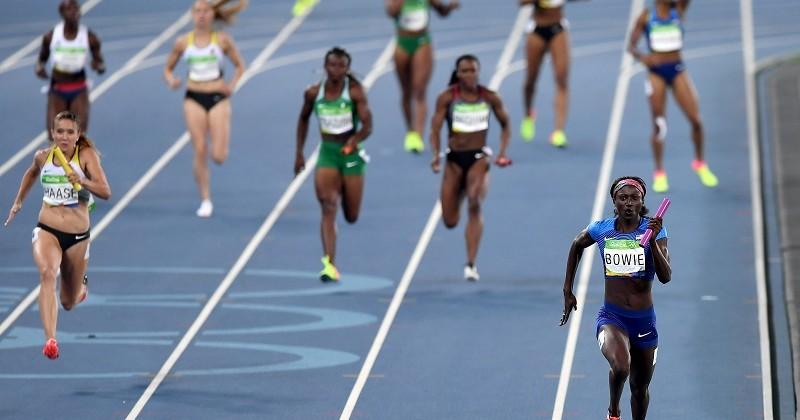 Украинские бегуньи вышли вфинал Олимпиады вРио