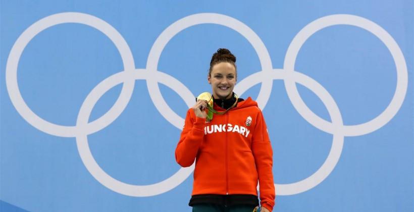 Пловец изТатарстана пробился волимпийский финал