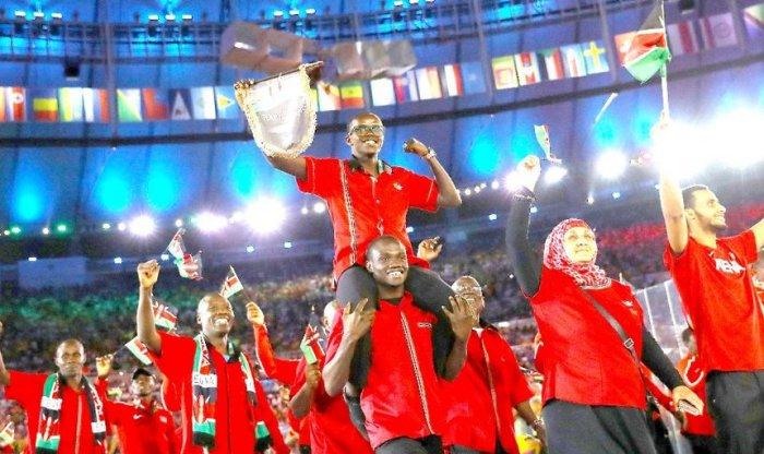 Олимпийский комитет Кении расформирован из-за безобразных условий проживания спортсменов вРио