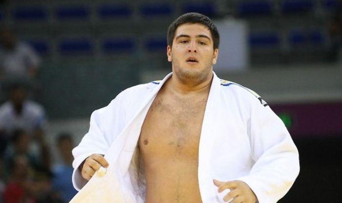 Дзюдо. Украинец Хаммо разобрался с первым соперником в Рио