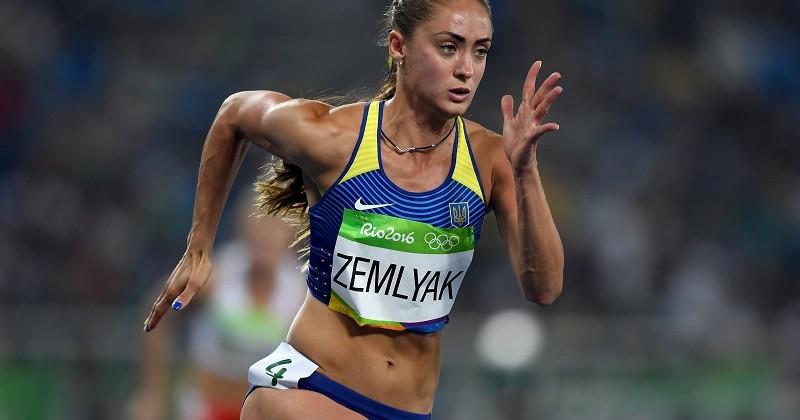 Украинская бегунья задоли секунды ворвалась вполуфинал Олимпиады