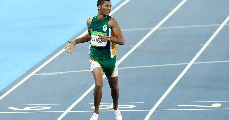 Олимпиада: бегун изЮАР побил рекорд знаменитого Джонсона
