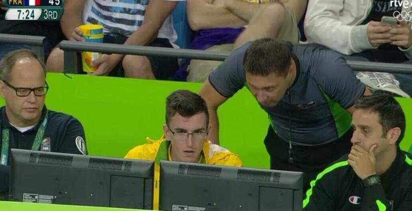 Украинский арбитр обслужит баскетбольный финал наОлимпиаде