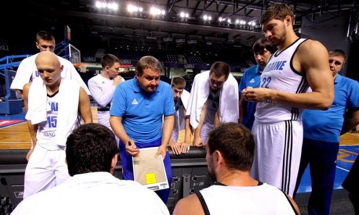 Сборная Украины побаскетболу одержала седьмую победу подряд