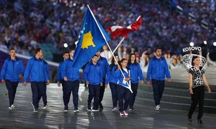 Сербское руководство сказало спортсменам избегать флага игимна Косово