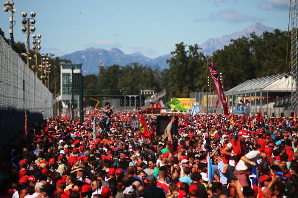Монца останется вкалендаре «Формулы-1» до 2019г.