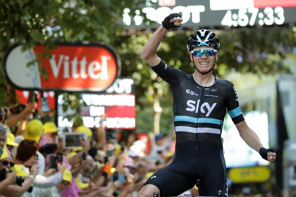 Велошоссе. Бельгиец Йенс Кеукелейре одержал победу 12-й этап «Вуэльты», Илья Кошевой стал 141-м