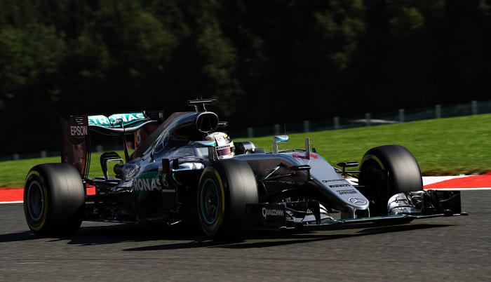 Хэмилтон: «Получилась великолепная гонка»