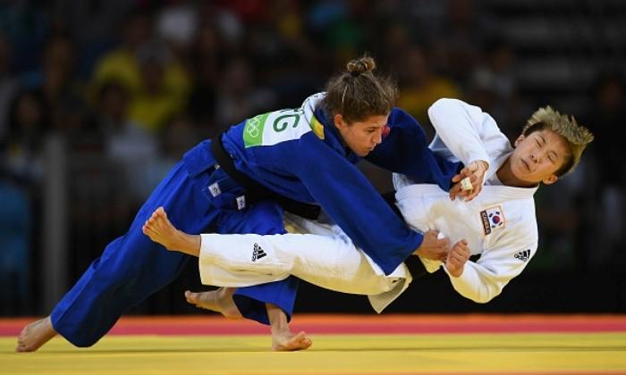 Аргентинская дзюдоистка Парето завоевала золото ОИ-2016 ввесе до48кг