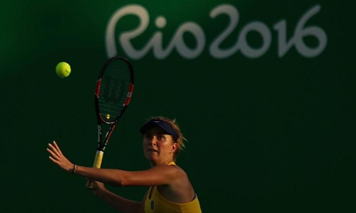 Элина Свитолина: Рада, что выиграла свой 1-ый матч наОлимпиаде