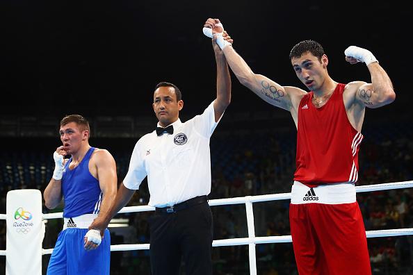 Украинский боксер проиграл встартовом поединке
