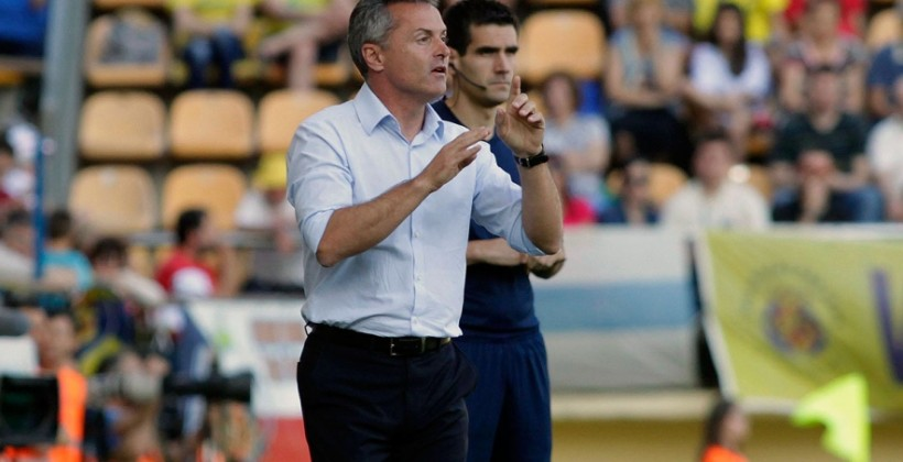 Новым тренером испанского «Вильярреала» стал экс-тренер «Хетафе» Фран Эскриба