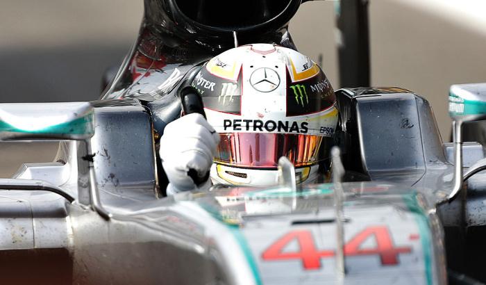 Хэмилтон — лучший пилот Гран-при Бельгии