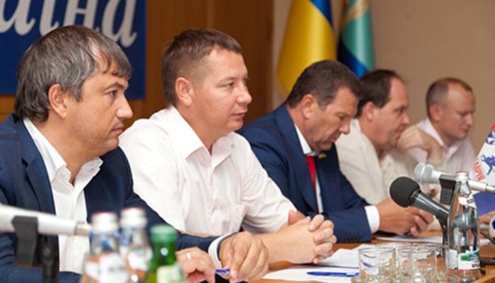 ВХерсонской области создали Федерацию футбола Крыма