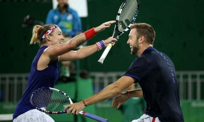 Теннис. Американцы разыграют золото в миксте