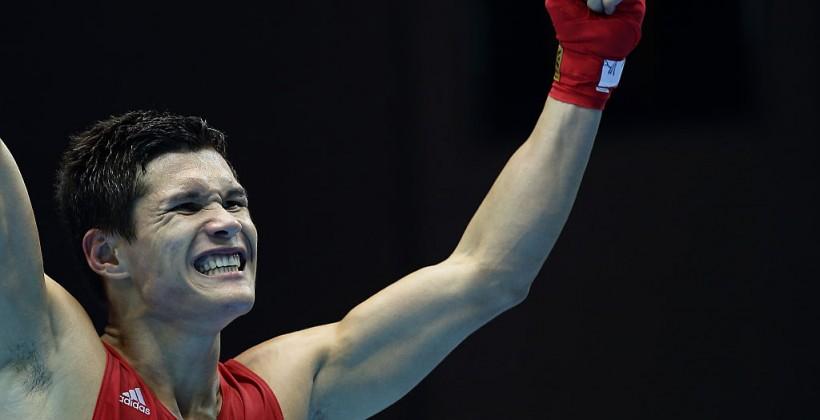Серебро либо золото: Шахрам Гиясов выходит вфинал Олимпиады