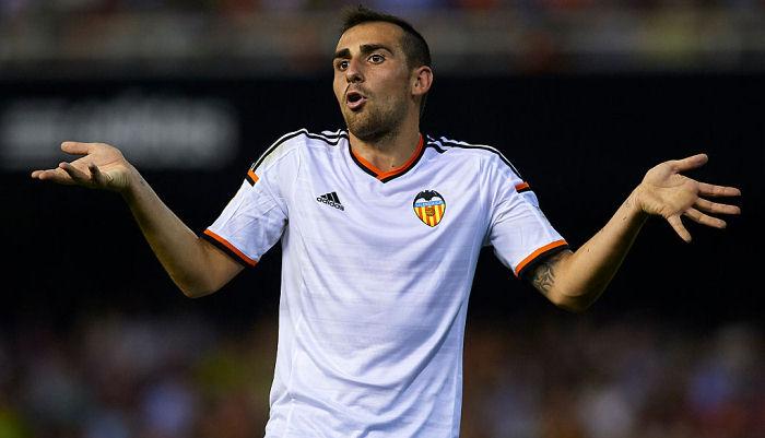 «Барселона» заплатит 30млневро занападающего «Валенсии»