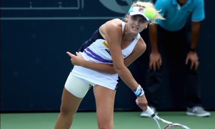 Флинк проиграла Солер-Эспиносе вчетвертьфинале турнира ITF воФранции