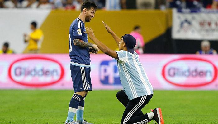 Диего Марадона: «Месси не возвратится всборную»