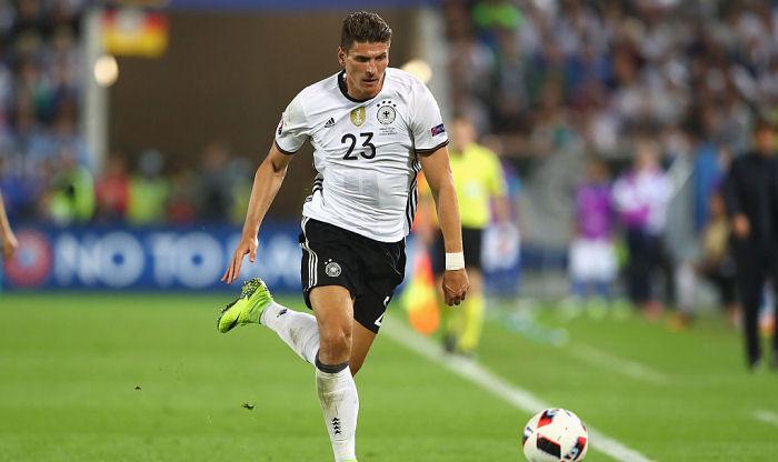 «Вольфсбург» объявил оприобретении футболиста сборной Германии Марио Гомеса