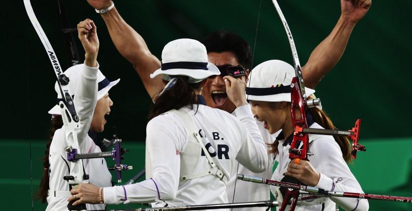 Спортсменка изБурятии выиграла серебро наОлимпийских Играх вРио