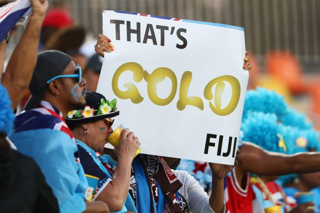 Від збірної Фіджі очікували тільки золота, Getty Images