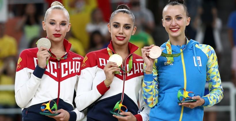 Анна Ризатдинова (справа), Getty Images