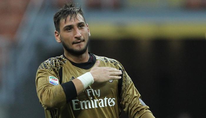 Доннарумма стал самым молодым игроком сборной Италии неменее чем завек