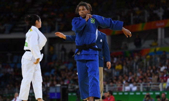 Дзюдо: золото завоевали бразильянка ияпонец