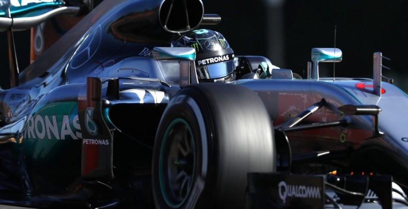 Росберг выиграл Гран-при Бельгии, Хэмилтон прорвался в тройку