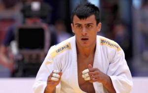 Зантарая проиграл на Олимпиаде во втором раунде соревнований по дзюдо