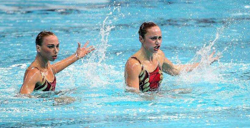 Украинские синхронистки прошли вфинал Олимпиады