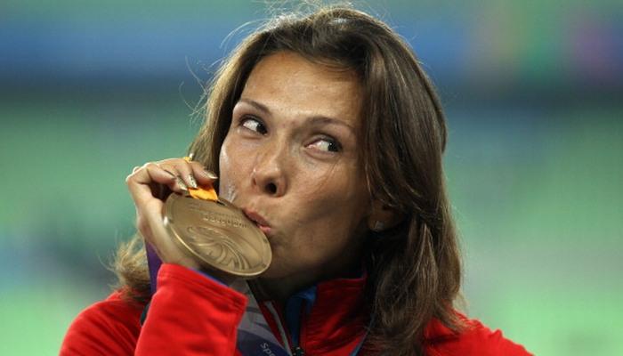 МОК лишил русских легкоатлетов серебряной медали Олимпиады