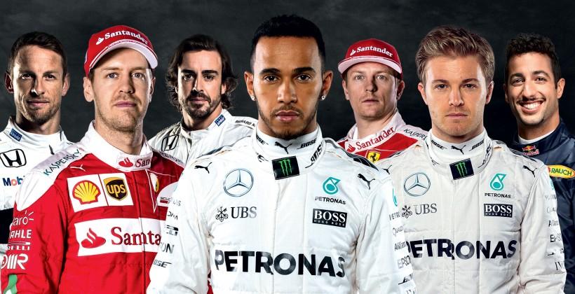 Формула-1. Итоги первой половины сезона