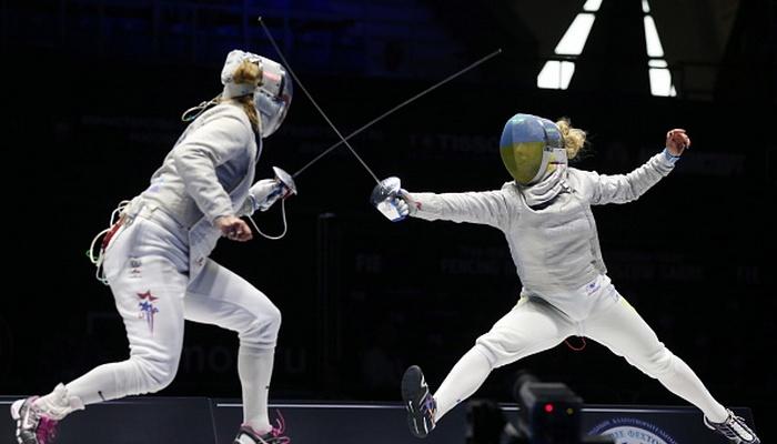 Олимпиада-2016. Украинские саблистки эффектно «закололи» соперниц вплей-офф