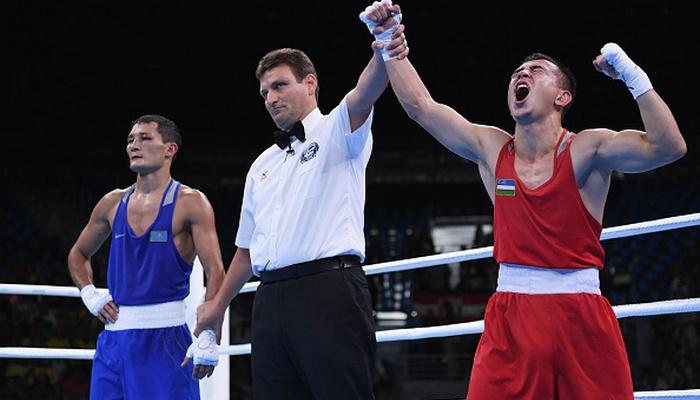 Хасанбой Дусматов завоевал первое «золото» Узбекистана наОлимпиаде, аРио
